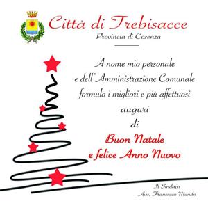 Auguri Di Un Sereno Natale E Di Un Felice Anno Nuovo